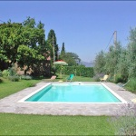 Ferienhaus Toskana TOH400 - Poolbereich