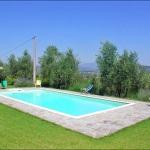 Ferienhaus Toskana TOH400 - Swimmingpool
