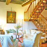 Ferienhaus Toskana TOH400 Wohnbereich