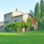 Ferienhaus Toskana TOH400 mit Rasenfläche