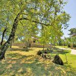 Ferienhaus Toskana TOH420 Garten mit Pool