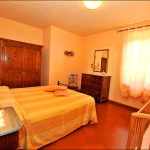 Ferienhaus Toskana TOH420 - Schlafzimmer