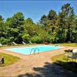 Ferienhaus Toskana TOH420 - Sonnenliegen am Pool