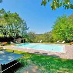 Ferienhaus Toskana TOH420 Tischtennisplatte am Pool