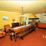Ferienhaus Toskana TOH420 - Wohnraum