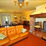 Ferienhaus Toskana TOH420 - Wohnzimmer