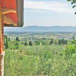 Ferienhaus Toskana TOH421 Ausblick