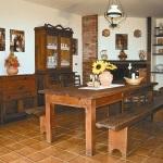Ferienhaus Toskana TOH421 - Essbereich
