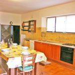 Ferienhaus Toskana TOH421 Esstisch in der Küche