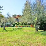Ferienhaus Toskana TOH421 Garten