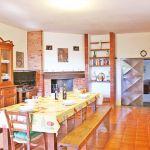 Ferienhaus Toskana TOH421 Küche mit Esstisch