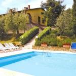 Ferienhaus Toskana TOH421 - Poolbereich