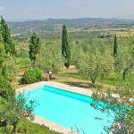 Ferienhaus Toskana TOH421 Swimmingpool im Garten