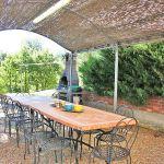 Ferienhaus Toskana TOH421 Terrasse mit Esstisch