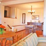 Ferienhaus Toskana TOH421 Wohnbereich