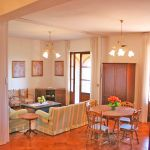 Ferienhaus Toskana TOH421 Wohnraum