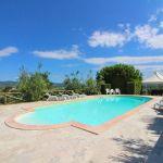 Ferienhaus Toskana TOH422 Gartenmöbel am Pool