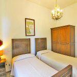 Ferienhaus Toskana TOH422 Zweibettzimmer