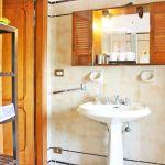 Ferienhaus Toskana TOH423 Bad mit Waschbecken