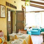 Ferienhaus Toskana TOH423 Essbereich