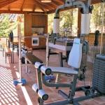Ferienhaus Toskana TOH423 - Fitnessraum