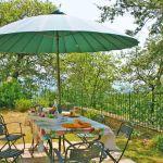 Ferienhaus Toskana TOH423 Gartenmöbel auf der Terrasse