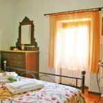 Ferienhaus Toskana TOH423 Schlafraum mit Doppelbett