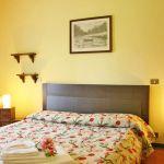 Ferienhaus Toskana TOH423 Schlafzimmer mit Doppelbett