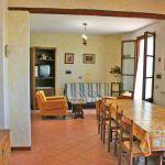 Ferienhaus Toskana TOH425 Esstisch