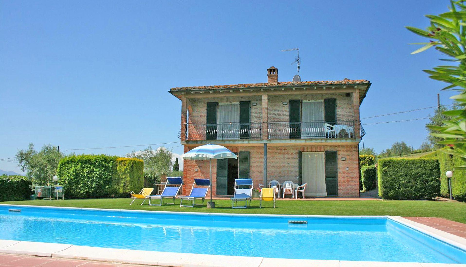 Ferienhaus Toskana TOH425 Pool