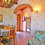 Ferienhaus Toskana TOH425 Wohnbereich