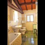 Ferienhaus Toskana TOH430 Bad mit Wanne