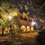 Ferienhaus Toskana TOH430 - Ferienhaus bei Nacht