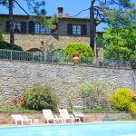 Ferienhaus Toskana TOH430 Gartenmöbel am Pool