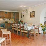 Ferienhaus Toskana TOH430 Küche mit Esstisch
