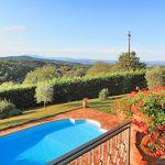 Ferienhaus Toskana TOH430 - Pool mit Aussicht