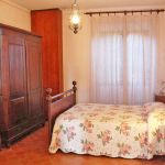 Ferienhaus Toskana TOH430 Schlafraum mit Doppelbett