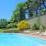 Ferienhaus Toskana TOH430 Sonnenliegen am Pool