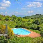 Ferienhaus Toskana TOH430 Swimmingpool im Garten