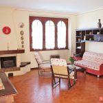 Ferienhaus Toskana TOH430 Wohnraum mit Kamin