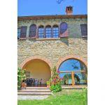 Ferienhaus Toskana TOH430 mit überdachter Terrasse