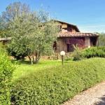 Ferienhaus Toskana TOH440 - Auffahrt