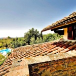 Ferienhaus Toskana TOH440 - Ausblick vom Balkon