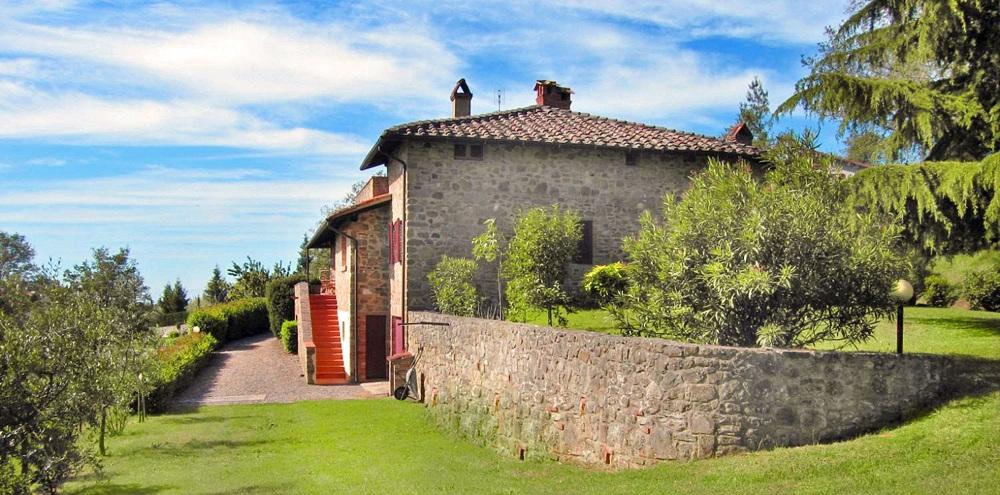 Toskana Ferienhaus TOH440 - Ferienhaus