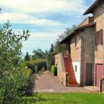 Ferienhaus Toskana TOH440 - Hausansicht