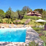 Ferienhaus Toskana TOH440 - Poolbereich