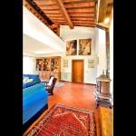 Ferienhaus Toskana TOH440 - Wohnbereich