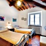Ferienhaus Toskana TOH440 - Zweibettzimmer