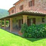 Ferienhaus Toskana TOH445 - überachte Terrasse