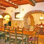 Ferienhaus Toskana TOH445 Esszimmer